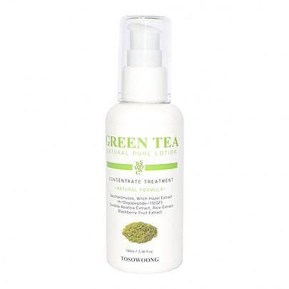 [Tosowoong] Green Tea Eco Brightening Essence