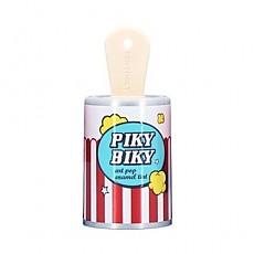 [Tonymoly] PIKY BIKY Art Pop Tinte labial  #03 (Sexy Mood) 6g