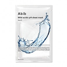 [Abib] Mild Acidic pH Sheet mascarilla Aqua Fit 10hojas