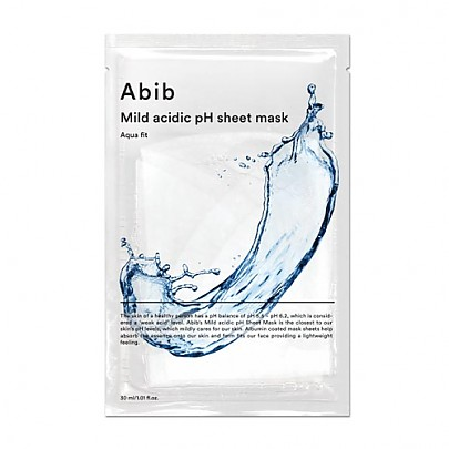 [Abib] Mild Acidic pH Sheet Mask 10ea