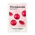 [Missha] AIry Fit Sheet mascarilla (Pomegranate)
