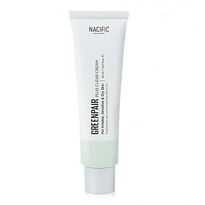 [Nacific] Greenpair Plus Clear Cream 50ml