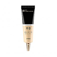 [A'PIEU] BB Maker Cover SPF35 PA++ 20g #211