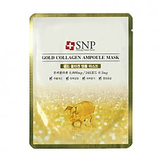 [SNP] Gold Collagen Ampoule mascarilla 25ml