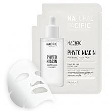 [Nacific] Phytonian Whitening mascarilla Pack (1hoja)