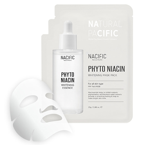 [Nacific] Phytonian Whitening Mask Pack (1ea)