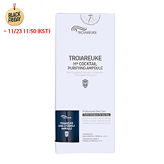 [TROIAREUKE] *Time Deal*  Healing Cocktail Skin Complex Formula 60ml + Ampule 10ml  #Blue (AKNE-C)