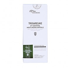 [TROIAREUKE] Healing Cocktail Skin Complex Formula 60ml + Ampule 10ml  #Green (Anti-Trouble)