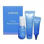 [Laneige] Water Bank Hydro Kit (Hydro Essence 10ml + Gel Cream 10ml + Eye Gel_EX 3ml)