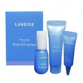 [Laneige] Water Bank Hydro Kit (Hydro Essence 10ml + Gel Cream 10ml + Eye Gel_EX 3ml)
