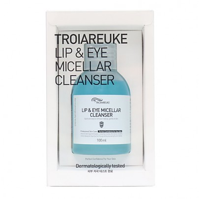 [Troiareuke] Lip & Eye Micellar Cleanser 100ml