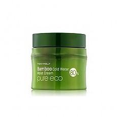 [Tonymoly] Pure ECO Bambú agua fria creama hidratante