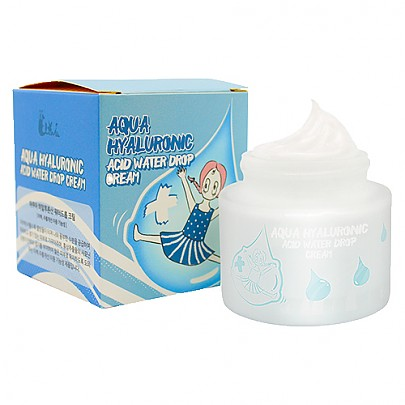 [Elizavecca] Aqua hialurónico ácido agua drop crema  50ml