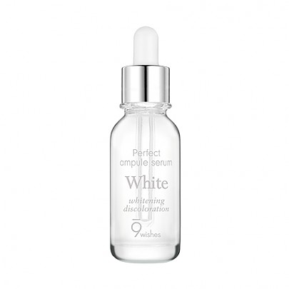 [9wishes] Blanco miracle ampule serum