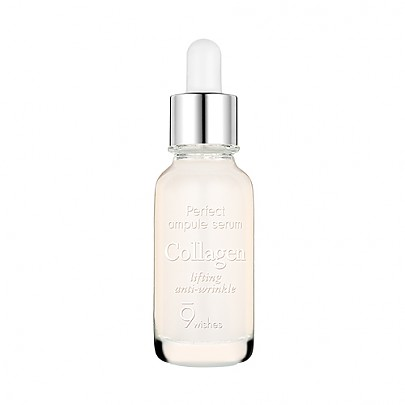[9wishes] Ultimate Colágeno Ampule Serum