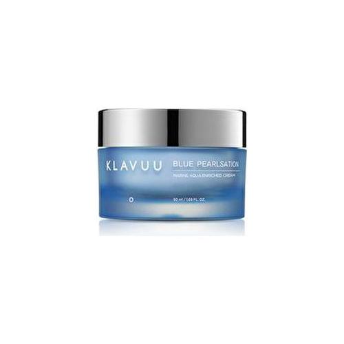 [Klavuu]  BLUE PEARLSATION Marine Aqua Enriched Cream 50ml