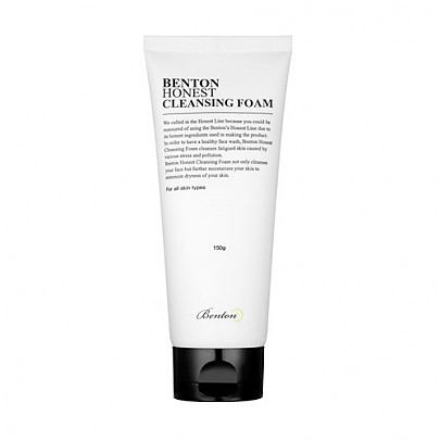 [Benton] Honest Cleansing Foam 150g(Natural, Non tightening)