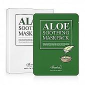 [Benton] Aloe Soothing mascarilla Pack 10hojas