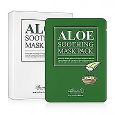 [Benton] Aloe Soothing Mask Pack 10ea