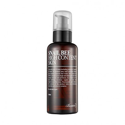 [Benton] Snail Bee High Content Skin 150ml(Acne Control, Whitening, Alcohol free)