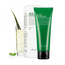 [Benton] Aloe Propolis Soothing Gel 100ml (Harmful Ingredients Free, Alcohol Free, Water Free)