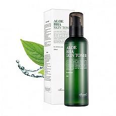 [Benton] Aloe BHA Skin tonico 200ml (Skin Soothing, Exfoliation, Pore Control)