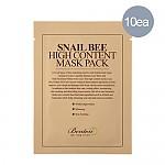 [Benton] Snail Bee High Content mascarilla Pack 10hojas