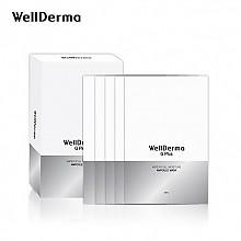 [WellDerma] G Plus WaterFull Moisture Ampoule mascarilla (5hojas)