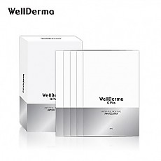 [WellDerma] G Plus WaterFull Moisture Ampoule mascarilla (5hojas)