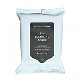 [Innisfree] My Makeup Cleanser - Foam Cleansing Tissue 30ea