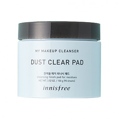 [Innisfree] My Makeup Cleanser - Dust Clear Pad 90ea