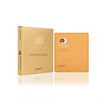 [Petitfee] Gold & Snail mascarilla Pack 5 Sheets