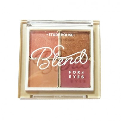 [Etude house] Blend For 4 Eyes #1 (Dry Rose)