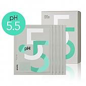 [Heimish] Baja pH Hidratante Mascarilla en hoja 27ml (5hojas)