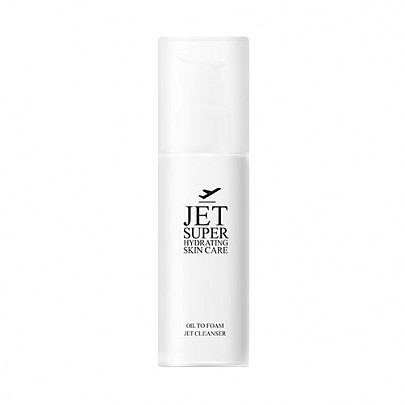 [double dare] Oil To Foam Jet Cleanser