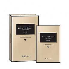 [WellDerma] Miel Ext Esencia suave Mascarilla dorada (10hojas)