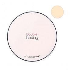 [Etude House] Double Lasting Cushion SPF34/PA++ #N03 Neutral Vanilla