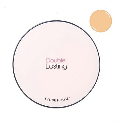 [Etude House] Double Lasting Cushion SPF34/PA++ #N05 Sand