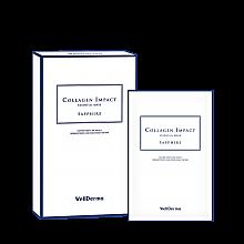 [WellDerma] Impacto colágeno Mascarilla - Zafiro (10hojas)