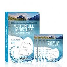 [Wellderma] Water Full Hidratación Mascarilla de Ampoule  (4ea)