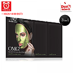 [double dare] *Time Deal*  OMG! Platinum Kit de mascarilla verde