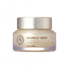 [The face shop] Mango Seed Silk Crema hidratante 50ml