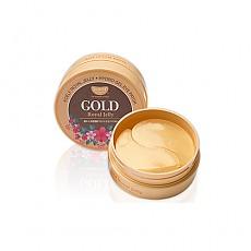 [KOELF] Gold & Royall Jelly Mask Parche para el contorno de los ojos 60 hojas