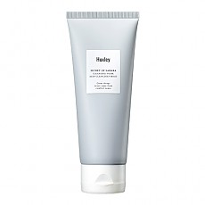 [Huxley] Cleansing Foam; Deep Clean, Deep Moist 100g