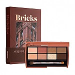 [Heimish] *Renewal* Eye Palette (Brick Brown)