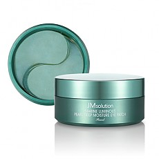 [JM Solution] Marine Luminous Pearl Deep Moisture Eye Patch 60ea