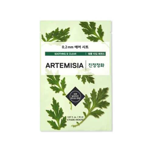[Etude House] 0.2mm Therapy Air Mask (Artemisia)