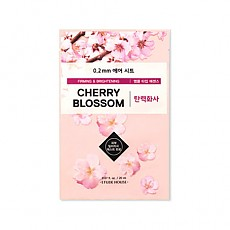 [Etude house] 0.2mm Therapy Air mascarilla (Cherry Blossom)
