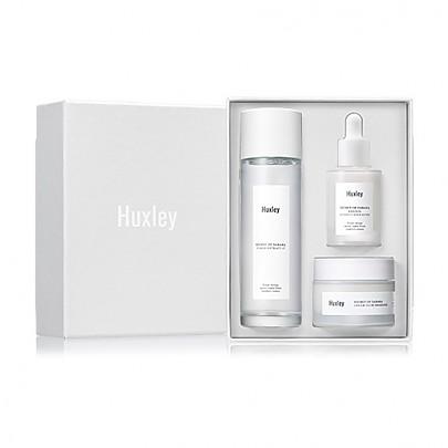 [Huxley] Routine; Brightening Trio