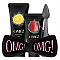[Double Dare] OMG! Pulling&Peeling Kit (Pulling Gel + Peeling Gel + Hair brand + brocha)